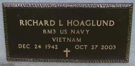 HOAGLUND, RICHARD L. - Ida County, Iowa | RICHARD L. HOAGLUND