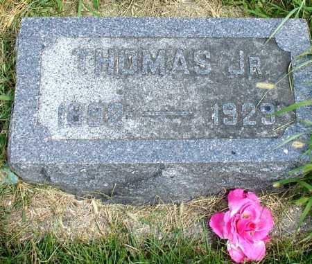 HOECK, THOMAS JR. - Ida County, Iowa   THOMAS JR. HOECK