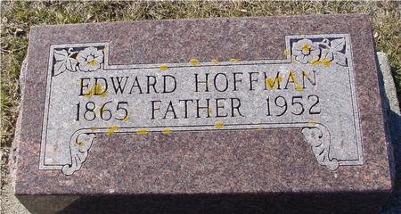 HOFFMAN, EDWARD - Ida County, Iowa | EDWARD HOFFMAN