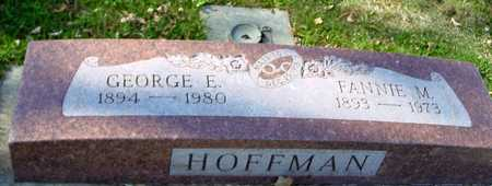 HOFFMAN, GEORGE & FANNIE - Ida County, Iowa | GEORGE & FANNIE HOFFMAN