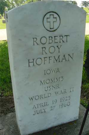 HOFFMAN, ROBERT ROY - Ida County, Iowa | ROBERT ROY HOFFMAN