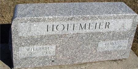HOFFMEIER, WILLIAM & LOUISE - Ida County, Iowa   WILLIAM & LOUISE HOFFMEIER