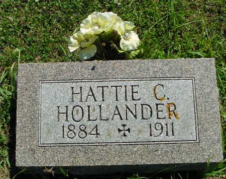 HOLLANDER, HATTIE C. - Ida County, Iowa | HATTIE C. HOLLANDER