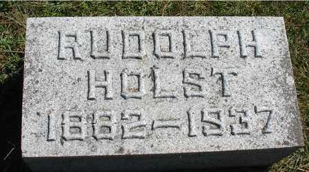 HOLST, RUDOLPH - Ida County, Iowa | RUDOLPH HOLST
