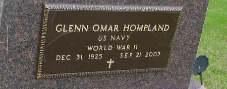 HOMPLAND, GLENN OMAR - Ida County, Iowa | GLENN OMAR HOMPLAND