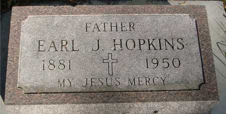 HOPKINS, EARL J. - Ida County, Iowa | EARL J. HOPKINS