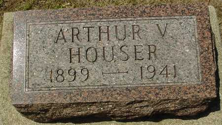 HOUSER, ARTHUR V. - Ida County, Iowa | ARTHUR V. HOUSER