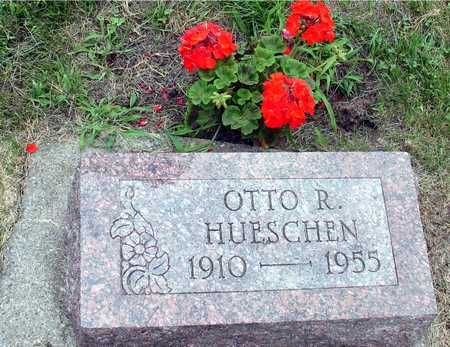 HUESCHEN, OTTO R. - Ida County, Iowa | OTTO R. HUESCHEN