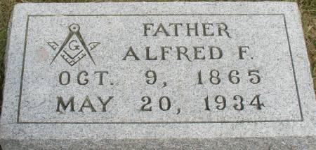 HUGGENBERGER, ALFRED F. - Ida County, Iowa | ALFRED F. HUGGENBERGER