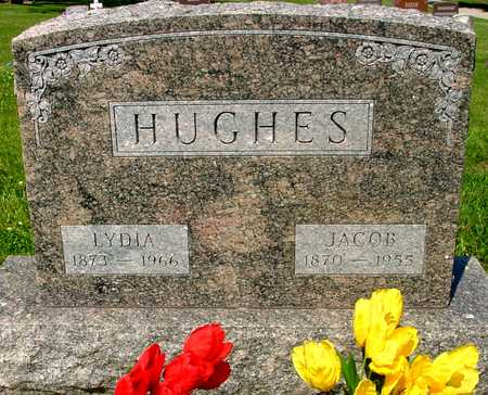 HUGHES, JACOB & LYDIA - Ida County, Iowa | JACOB & LYDIA HUGHES