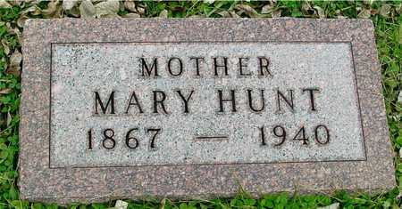 HUNT, MARY - Ida County, Iowa | MARY HUNT