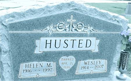 HUSTED, WESLEY - Ida County, Iowa | WESLEY HUSTED
