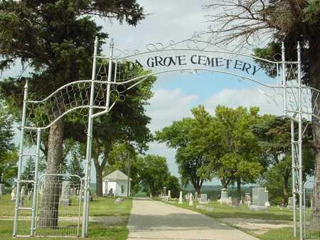 IDA GROVE, CEMETERY - Ida County, Iowa | CEMETERY IDA GROVE