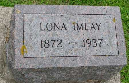 IMLAY, LONA - Ida County, Iowa | LONA IMLAY