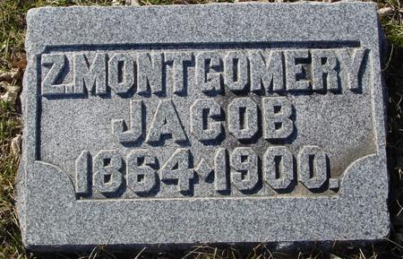 JACOB, Z. MONTGOMERY - Ida County, Iowa | Z. MONTGOMERY JACOB