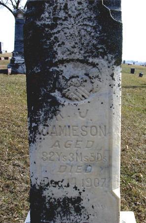 JAMIESON, R. J. - Ida County, Iowa | R. J. JAMIESON