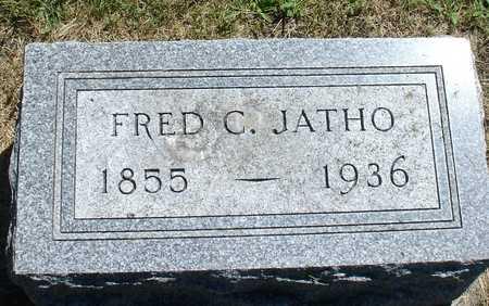 JATHO, FRED C. - Ida County, Iowa   FRED C. JATHO