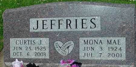 JEFFRIES, CURTIS J. & MONA - Ida County, Iowa | CURTIS J. & MONA JEFFRIES