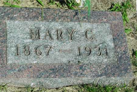 JENSEN, MARY C. - Ida County, Iowa | MARY C. JENSEN