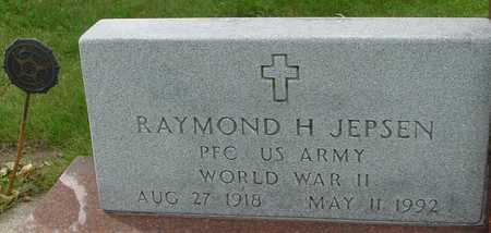 JEPSEN, RAYMOND H. - Ida County, Iowa | RAYMOND H. JEPSEN
