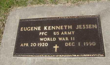 JESSEN, EUGENE KENNETH - Ida County, Iowa | EUGENE KENNETH JESSEN