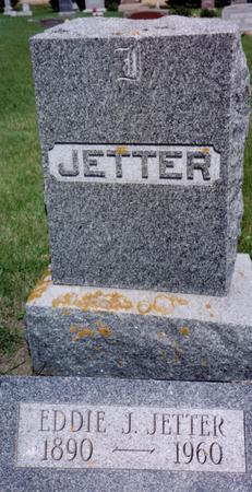JETTER, EDDIE  J. - Ida County, Iowa | EDDIE  J. JETTER