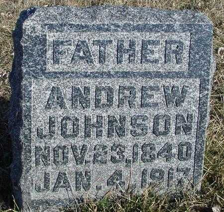 JOHNSON, ANDREW - Ida County, Iowa | ANDREW JOHNSON
