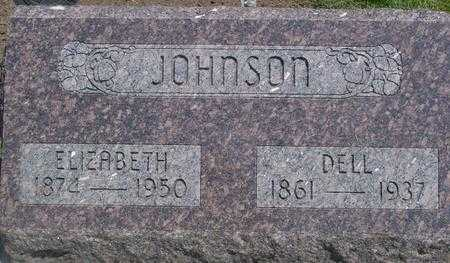 JOHNSON, ELIZABETH - Ida County, Iowa | ELIZABETH JOHNSON