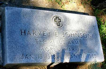 JOHNSON, HARVEY E. - Ida County, Iowa | HARVEY E. JOHNSON
