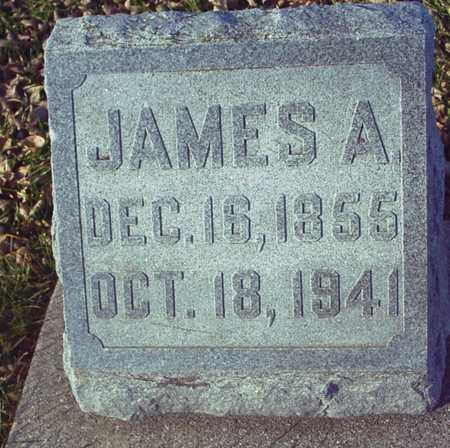JOHNSON, JAME A. - Ida County, Iowa | JAME A. JOHNSON