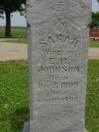 JOHNSON, SARAH - Ida County, Iowa | SARAH JOHNSON