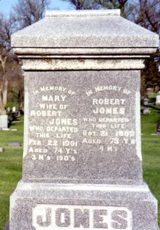 JONES, ROBERT - Ida County, Iowa | ROBERT JONES