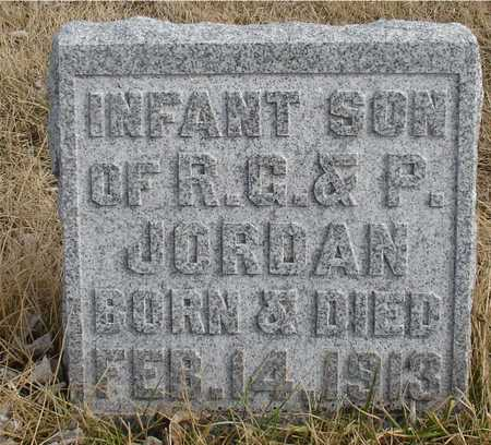 JORDAN, INFANT SON - Ida County, Iowa | INFANT SON JORDAN