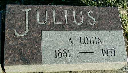 JULIUS, A. LOUIS - Ida County, Iowa | A. LOUIS JULIUS