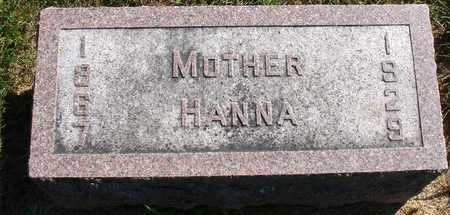 KASTNER, HANNA - Ida County, Iowa | HANNA KASTNER
