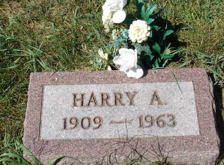 KAUS, HARRY A. - Ida County, Iowa | HARRY A. KAUS
