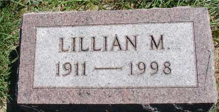 KAUS, LILLIAN M. - Ida County, Iowa | LILLIAN M. KAUS
