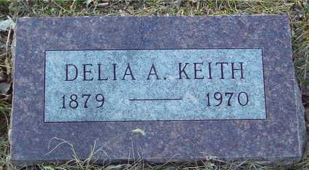 KEITH, DELIA A. - Ida County, Iowa | DELIA A. KEITH