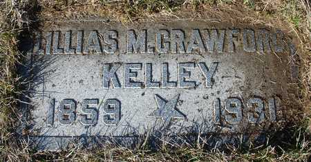 CRAWFORD KELLEY, LILLIAS MUIR - Ida County, Iowa | LILLIAS MUIR CRAWFORD KELLEY