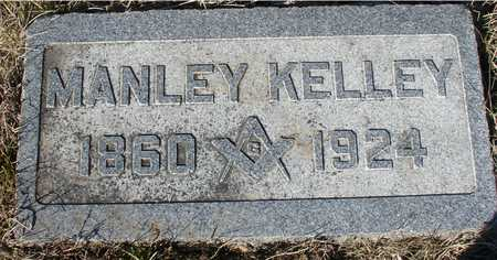 KELLEY, MANLEY - Ida County, Iowa | MANLEY KELLEY