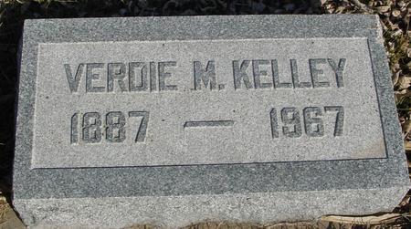 KELLEY, VERDIE M. - Ida County, Iowa | VERDIE M. KELLEY