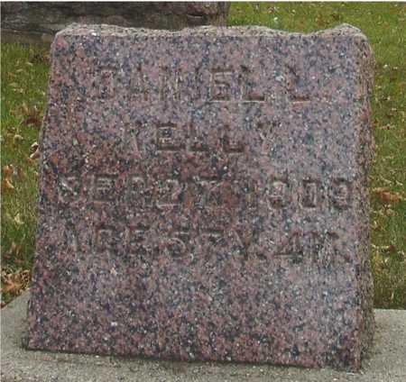 KELLY, DANIEL L. - Ida County, Iowa   DANIEL L. KELLY