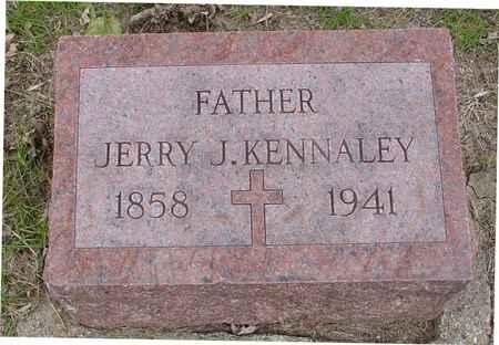 KENNALEY, JERRY J. - Ida County, Iowa   JERRY J. KENNALEY