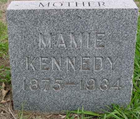 KENNEDY, MAMIE - Ida County, Iowa | MAMIE KENNEDY