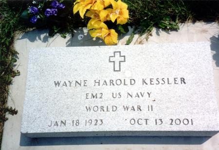 KESSLER, WAYNE - Ida County, Iowa | WAYNE KESSLER
