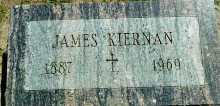 KIERNAN, JAMES - Ida County, Iowa | JAMES KIERNAN