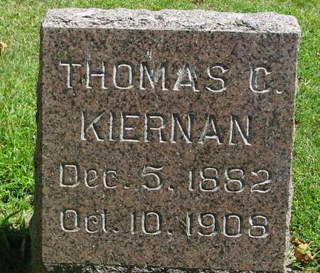 KIERNAN, THOMAS C. - Ida County, Iowa | THOMAS C. KIERNAN