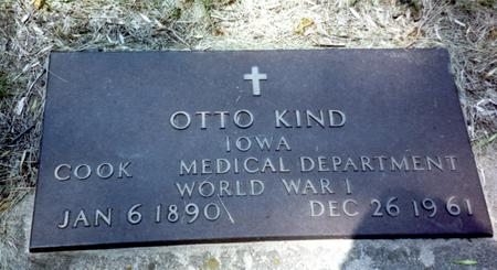 KIND, OTTO - Ida County, Iowa | OTTO KIND