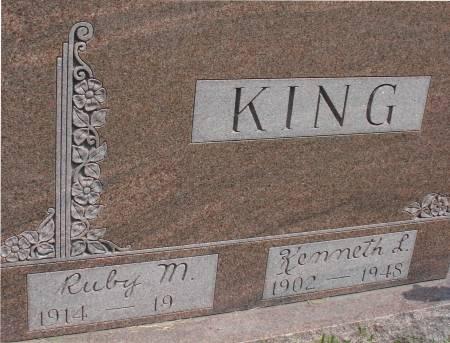 KING, KENNETH L. - Ida County, Iowa | KENNETH L. KING