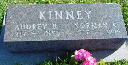 KINNEY, NORMAN & AUDREY - Ida County, Iowa | NORMAN & AUDREY KINNEY